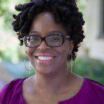 DCRP faculty member Danielle Spurlock