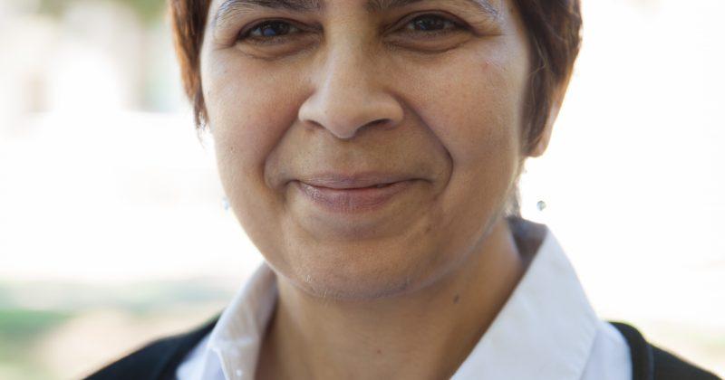 DCRP faculty member Meenu Tewari