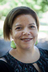 DCRP faculty member Alli Thomas