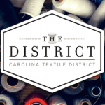 The textile district image