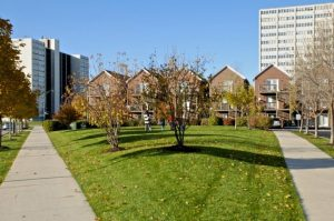 public housing image