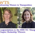 WTS scholarship winners